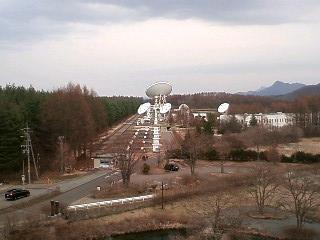 宇宙電波観測所